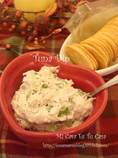 Tuna Dip
