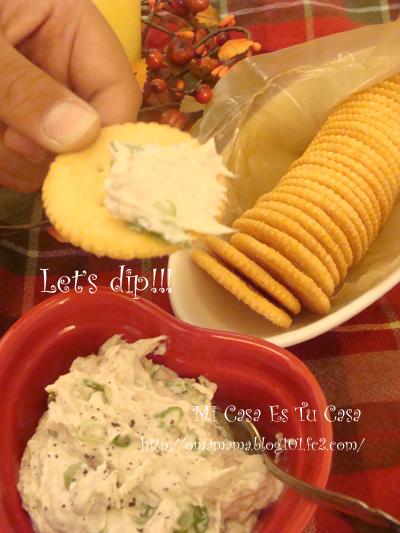 Lets dip!!!