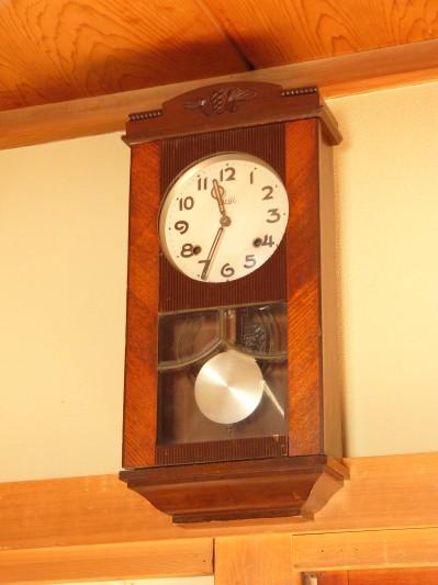 おばあちゃんの古時計