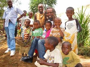 Gatera w children