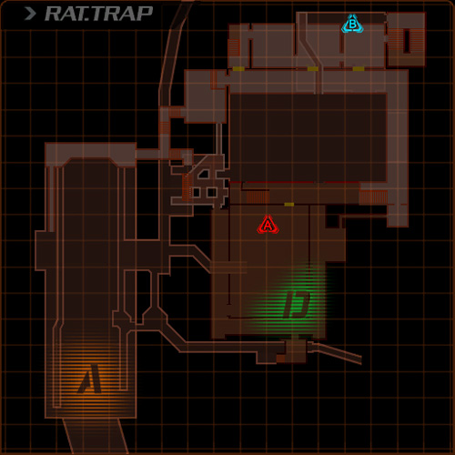rat trap map