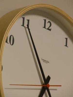 Lemnos掛け時計大