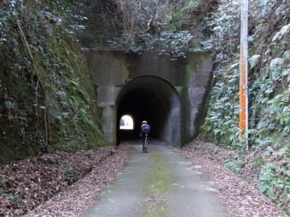 千倉 トンネル1