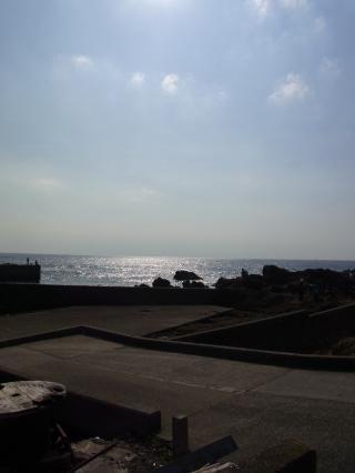 白浜 海1