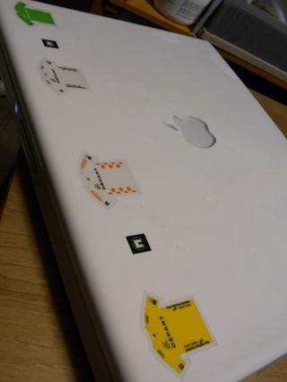 私のMac