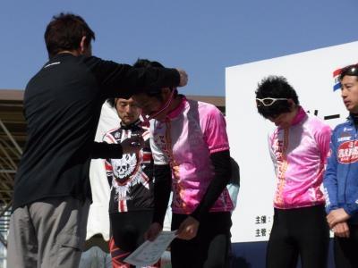 表彰式メダル
