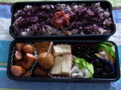6:28ウィンナーと高野豆腐