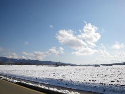 路面は溶けていたので、鬼門である信州峠は大丈夫でした