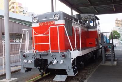 DD13形ディーゼル機関車