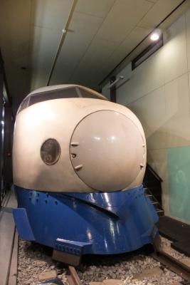 新幹線第1号車