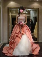 ブログ用 あっこさんドレス