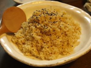 100127玄米ご飯