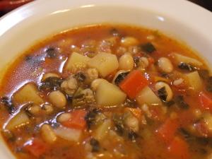 20100209野菜スープ