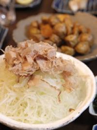 20100213夕食オニオンスライス