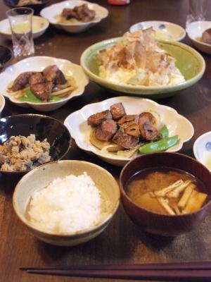 20100216夕食