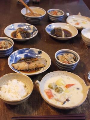 20100215夕食