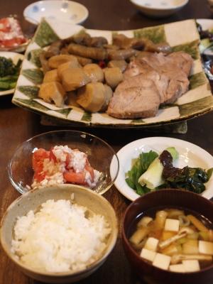 20100218夕飯