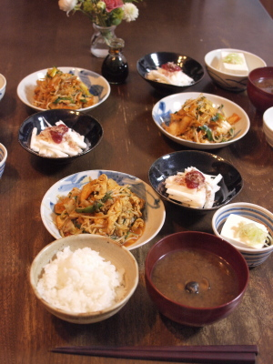 20100222夕食