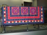 ラオスの織物展 3