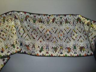 ラオスの織物展 6