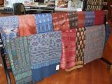 ラオスの織物展 12