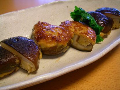 肉だんご椎茸煮