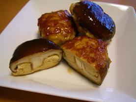 肉だんご椎茸煮2