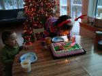 サブ子4歳の誕生日2