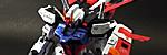 RG リアルグレードシリーズ GAT-X105 エールストライクガンダム 完成品ギャラリー