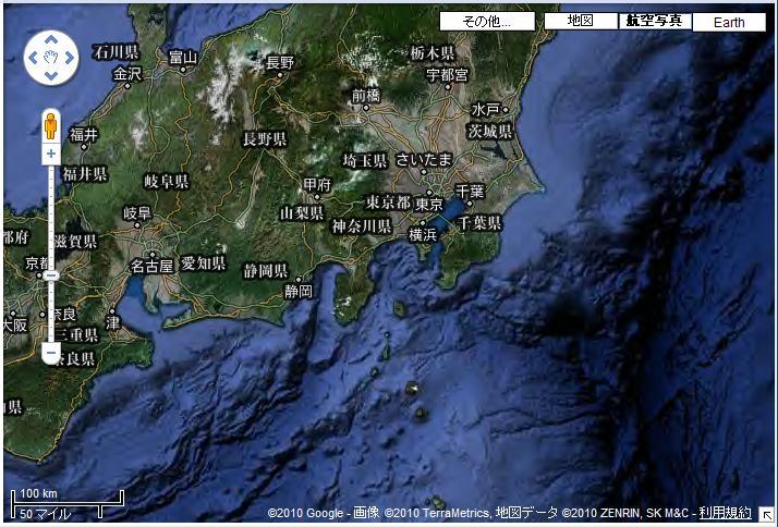 関東・東海