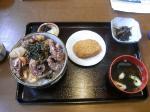 0130淡路魚増タコ天丼定食