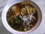 20100417ことぶきラーメン 麺