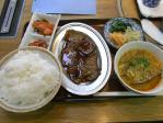 20100501 寿苑 焼肉定食
