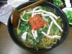 20100710 菜麺 冷やし菜麺