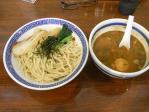 20100725大盛軒つけ麺(大盛)