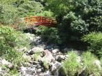 20100815大山寺大山寺川