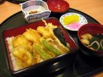 20100924竹一穴子天丼