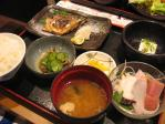 20101002焼魚定食