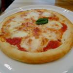 20101031マルゲリータピザ