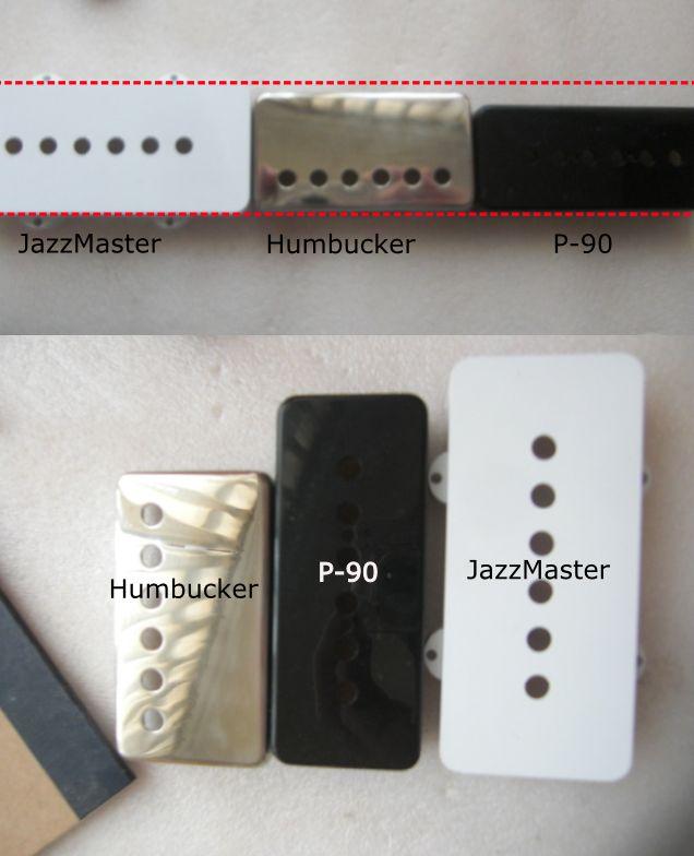ピックアップ3種類比較