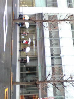 20100306ニッポン放送前