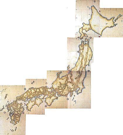 20100725「大日本沿海輿地全図」