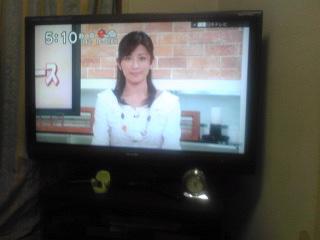 20100822新しいテレビ