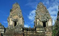 アジアの寺院1