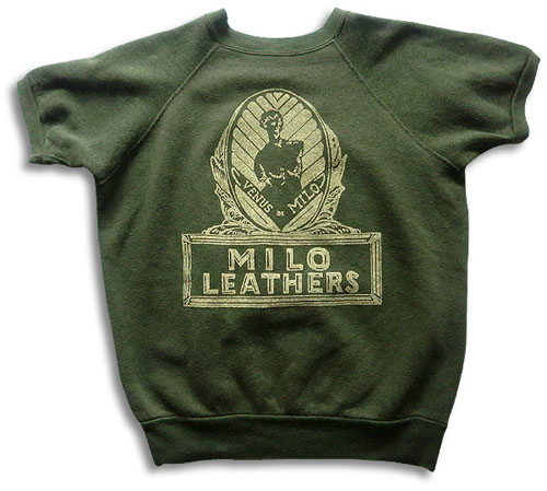 milo leathers 4s
