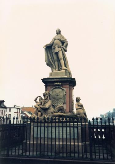 ハイデルベルクの像
