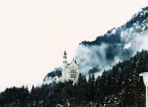 ノイシュバンシュタイン城1