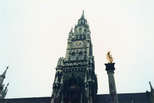 ミュンヘン新市庁舎2