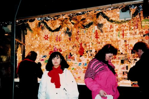 夜のマリエン広場