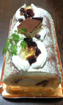 珈琲ティラミケーキ
